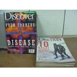 ~書寶 書T3╱雜誌期刊_RIB~Discover_Four Corners等_11本合售