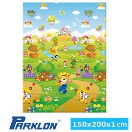 ~Parklon韓國帕龍~無毒遊戲地墊 Hi living mat  150~200 ~1