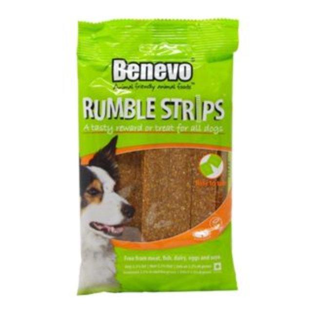 潔牙骨 Benevo 英國 隆隆條 純素狗零食 素食狗零食 寵物零食