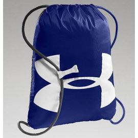免運費~UNDER ARMOUR Ozsee Sackpack 1240539-400 輕便健身包 藍/白 (公司貨)