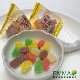 ~綜合水果QQ軟糖~1包600g 年貨 綜合水果生日趴 同樂會 貼心小包裝.還有很多可愛