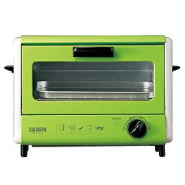 SAMPO聲寶6公升雙層電烤箱 KZ-PH06