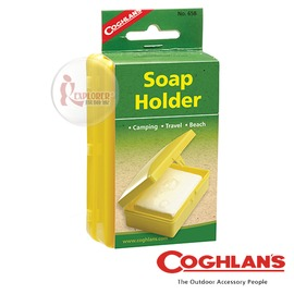 探險家戶外用品㊣658 加拿大coghlan's 肥皂盒 旅遊用品 便攜盒 適用露營 登山 野炊 戶外