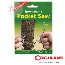 探險家戶外用品㊣704 加拿大coghlan's 線鋸 登山/露營/野外/必備 線鋸 鏈條鋸子 鍊鋸 非折疊鋸子