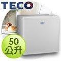 TECO 東元50公升單門小冰箱 R0510W