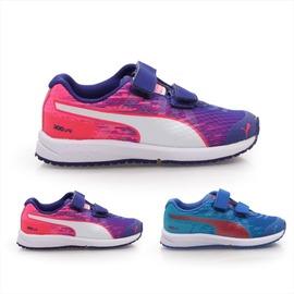 PUMA FAAS 300 v4 V Kids 男女兒童慢跑鞋(運動鞋 童鞋【02014378】≡排汗專家≡
