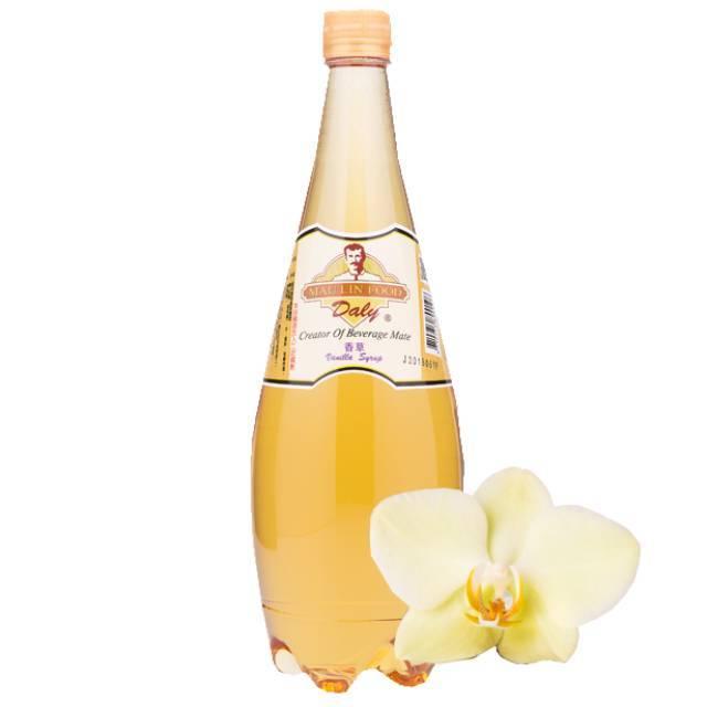 達利DALY香草糖漿 1.3kg^~ 咖啡與茶調味的好夥伴^!