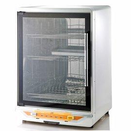 (304不銹鋼全機內膽)尚朋堂 三層防爆紫外線烘碗機 SD-1566 防蟑