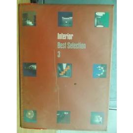 ~書寶 書T3╱ _ZHX~Interior Best Selection 3_1988年