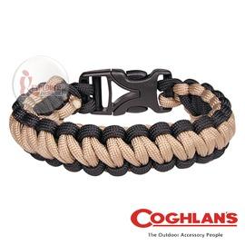 探險家戶外用品㊣1408 加拿大coghlan's 手環 多用途帶 露營登山手鍊 編織手環 救生手鍊/傘繩手環/求生手環