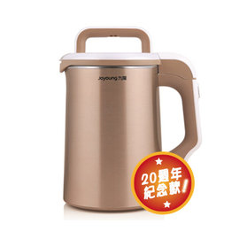 【6期0利率‧免運費】九陽料理奇機 豆漿機 DJ13M-D81SG 香檳金