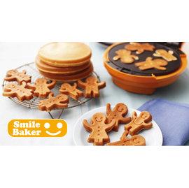 ◤贈鬆餅粉+提袋◢ Recolte 日本 麗克特 smile baker 微笑鬆餅機 RSM-1