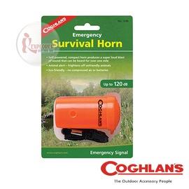 探險家戶外用品㊣1240 加拿大coghlan s 緊急哨 爆音哨子 求生哨 戶外 急難