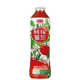 ~愛之味~ 鮮採蕃茄汁SFN升級配方 530毫升^(4瓶 組^)