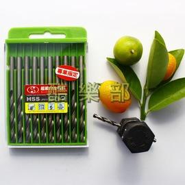~酷樂部~GS超級白金鑽頭 鑽尾 8.0mm 全磨DIN338.金屬.塑膠.銅.鋁.不鏽鋼