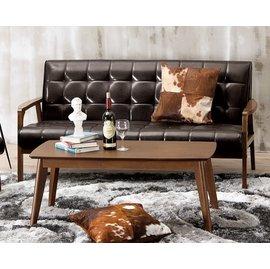 HM7054瓦爾德休閒沙發三人椅~ 綠傢俱~