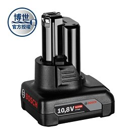 BOSCH 鋰電池10.8V,4.0Ah(單入裝)