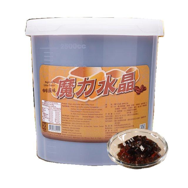 魔力水晶系列~魔力水晶^(咖啡口味^)^~咖啡與茶調味的好夥伴^!