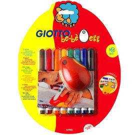 NG ~包裝瑕疵~~義大利 GIOTTO~可洗式寶寶滑鼠塗鴉筆