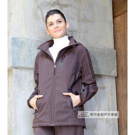 瑞多仕 Ratops 女 Soft Shell 防水透氣 防風外套 防寒外套 保暖外套 保