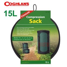 探險家戶外用品㊣1118 加拿大coghlan's 睡袋壓縮袋 15L  收納袋 裝備袋 露營 登山 露營 旅遊