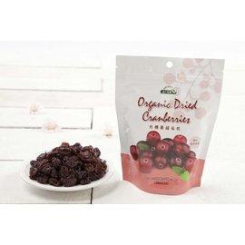 統一生機 有機蔓越莓乾 150g 袋~A01001~