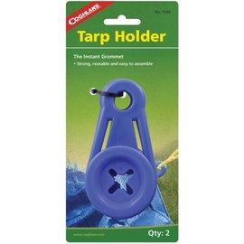【Coghlans 加拿大】帳篷外帳套片(2入) Tarp Holder.帆布夾.固定外帳帆布 9190