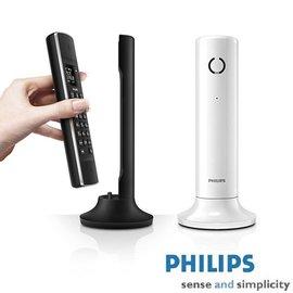 PHILIPS 飛利浦 Linea 設計無線電話 M3301W / M3301 白色