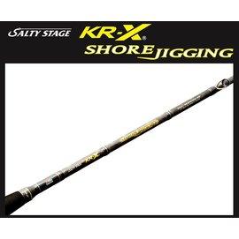 ◎百有釣具◎瑞典ABU Salty Stage KR-X ShoreJigging SXJC槍柄 / SXJS直柄 岸拋路亞竿 針對臺灣岸釣鐵板海流、對象魚及釣組開發