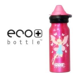 eco Bottle Pink Fairy 粉紅仙女 400ml 兒童系列水壺 兒童瓶蓋