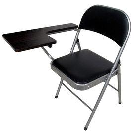 重型超厚椅座 承重力150公斤~木製桌面~課桌折疊椅子 課桌椅 補教椅 補教  ~1件