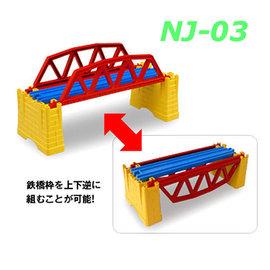 PLARAIL鐵路 NJ~03^(J~03^) 新鐵橋~TP38100