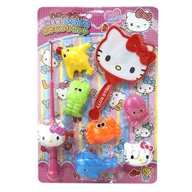 Hello Kitty撈魚組