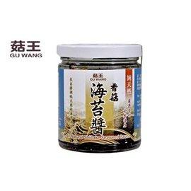 菇王~香菇海苔醬240g