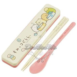 角落小精靈筷子湯匙餐具組附盒喝茶聊天款265525通販屋