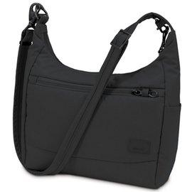 【澳洲 Pacsafe】Citysafe CS100 5L 休閒斜肩包.RFID讀取保護.都會型安全提包.抗割裂肩背包.側背包.iPad平板 PB144
