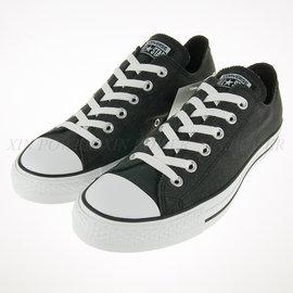 CONVERSE~All Start-黑色 牛仔布~低筒帆布鞋(147894C)