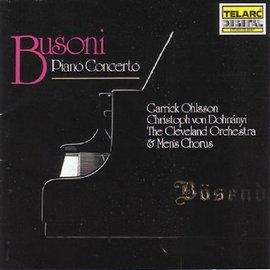 80207 蓋瑞克.歐爾頌 布梭尼:C大調鋼琴協奏曲 Busoni:Piano Conce