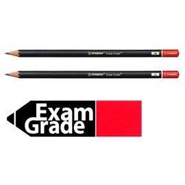 ~3打量販~STABILO 德國天鵝牌 Exam Grade 考試 鉛筆 HB 2B