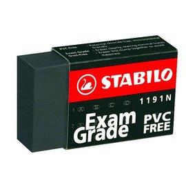 ~36個量販~STABILO 德國天鵝牌 Exam Grade PVC FREE 黑色無毒