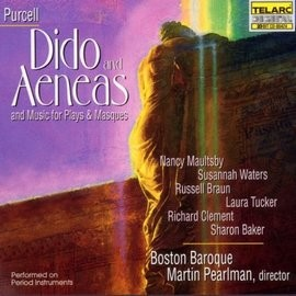 80424 浦賽爾:歌劇荻多與伊尼哀斯 Purcell: Dido and Aeneas