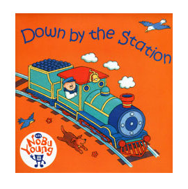~JYbooks~Down By Station CD Only