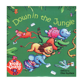 ~JYbooks~Down in the Jungle  CD Only