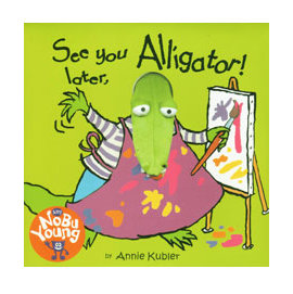 ~JYbooks~See You Later Alligator  CD Only
