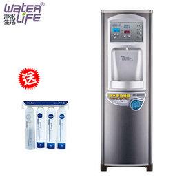 【淨水生活】《普德Buder》《公司貨》TA-819  電解水冰溫熱三溫落地型飲水機 ★內配生飲級過濾系統