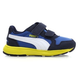 PUMA Future ST Runner V Kids 男女兒童運動鞋(童鞋【02014477】≡排汗專家≡