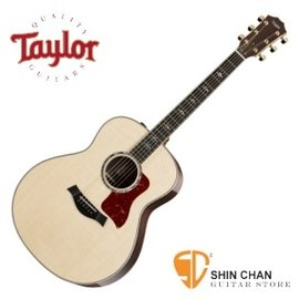 Taylor 818e 全單板 可插電民謠吉他 美廠 附 硬盒~818~e 木吉他 GS桶