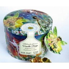 童話仙境彩繪糖果罐