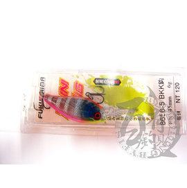◎百有釣具◎FUKUSHIMA 8656 BKK鉤 路亞假餌 45mm 6g 顏色隨機出貨