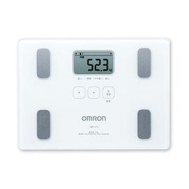 OMRON歐姆龍體重體脂計HBF~212^(純白色^)體脂體重計